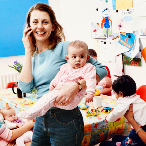 Moms Judged by Cleanliness of Their Homes