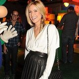 Kristin Cavallari Wears Black and White