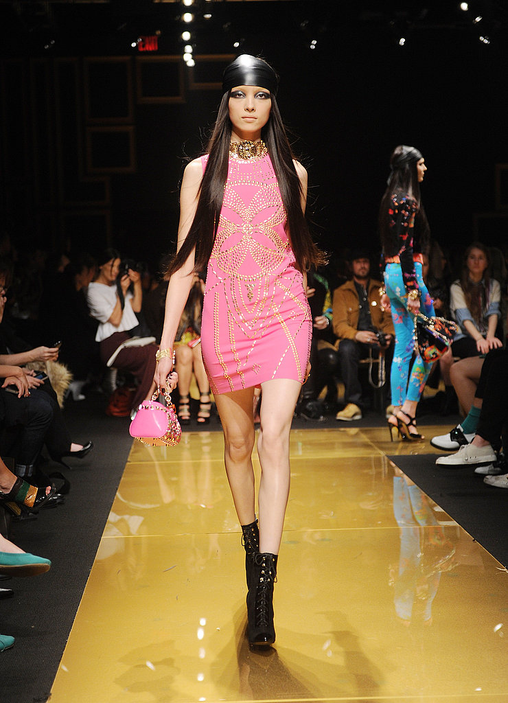 Versace for H&M Fashion Show