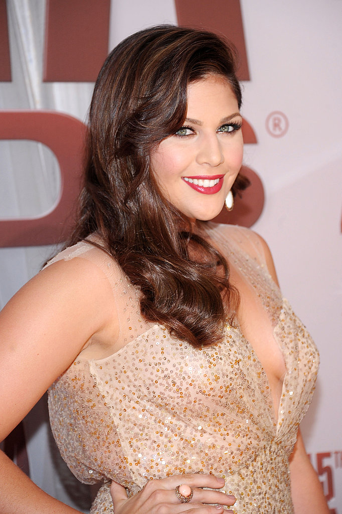 Yee-Hah! See All the Beauty Looks From the CMA Awards ... Hillary Scott
