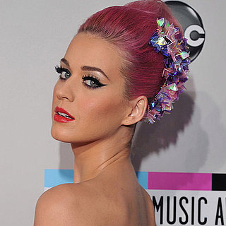 Celebrity Nails at the American Music Awards 2011