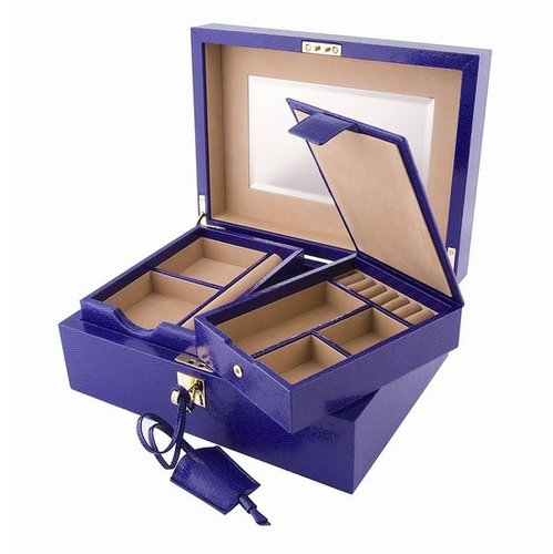 Smythson Jewelry Box