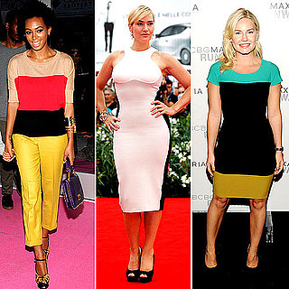 Sporty Colorblock Trend For Fall/Winter 2011