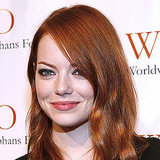 Emma Stone Interview: on Red Hair and Revlon