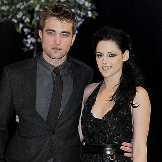 Kristen Stewart and Rob at Breaking Dawn London Premiere