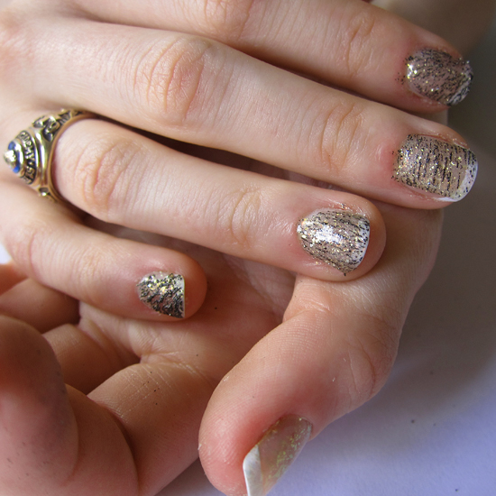 How to make magnetic nail polish at home popsugar beauty for How to make nail designs at home