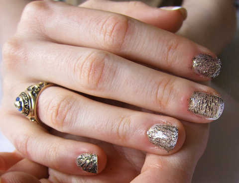How to Make Your Own Magnetic Nail Polish
