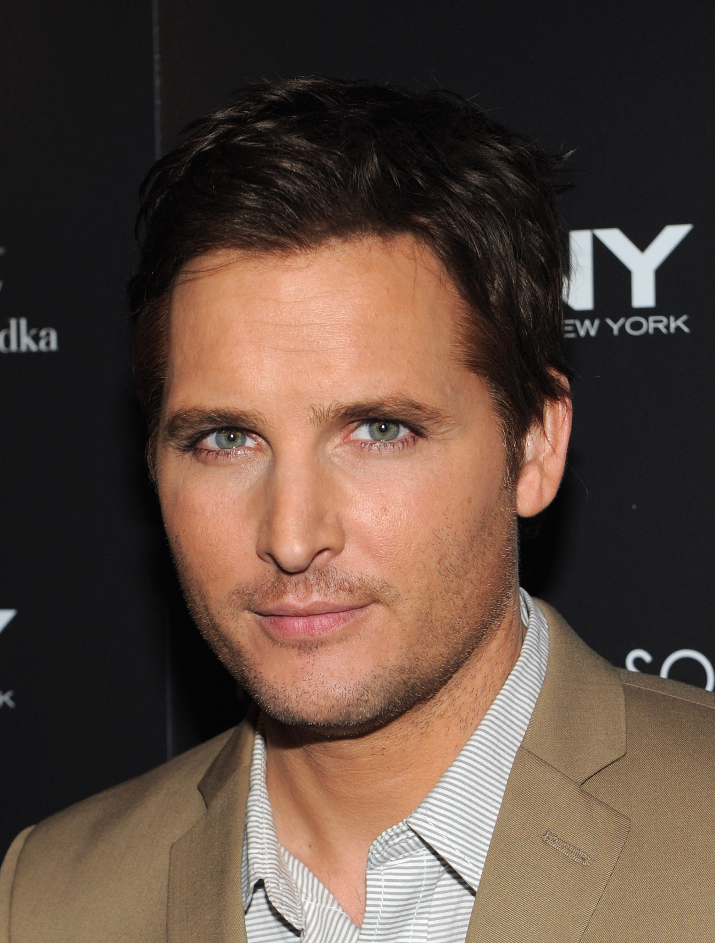 Peter Facinelli at a screening in NYC.