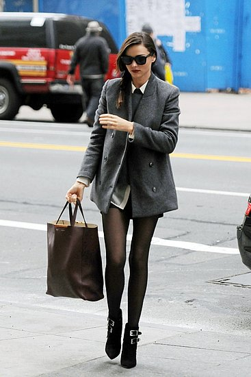 Best-Dressed Fashion: Week of November 12, 2011