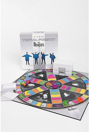 Trivial Pursuit Beatles Edition $40