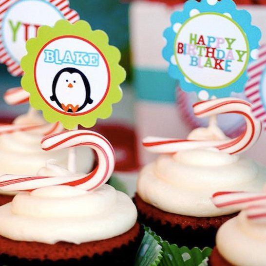 Winter Birthday Party Idea For Kids