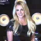 Britney Spears Talking About Ryan Gosling