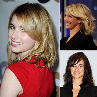 Trend Alert: Wavy, Tousled Bobs