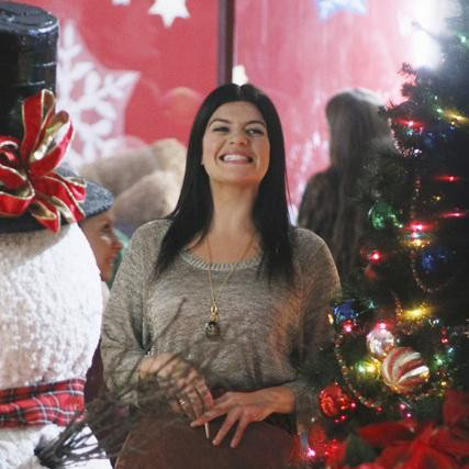 Happy Endings Christmas Pictures