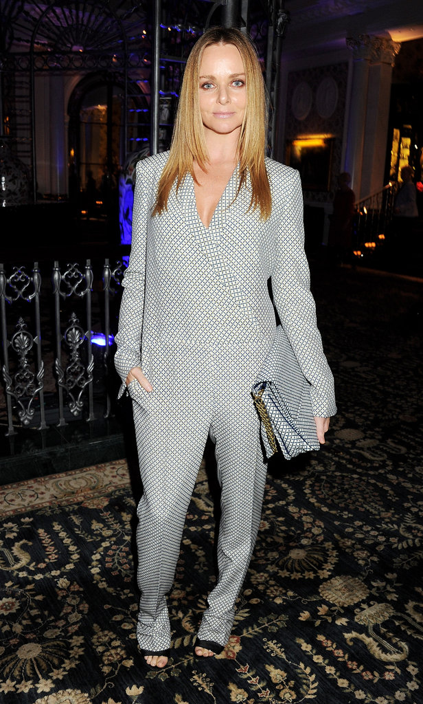 Stella McCartney was on hand to accept an award.