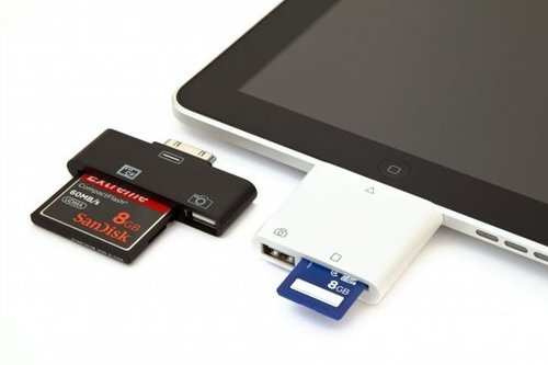CF and SD Card Readers