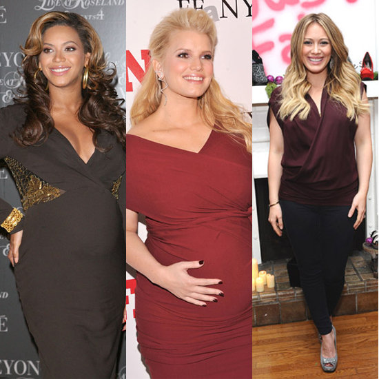Which Celeb Is Talking About Sweat During Pregnancy