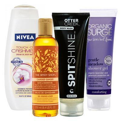 The Best Smelling Shower Gels