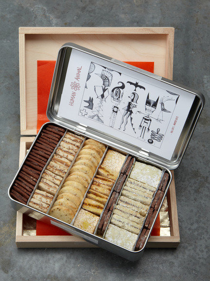 La Boîte à Epice Sweet and Savory Biscuits