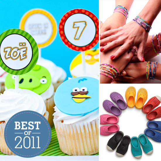 Best of 2011: The Biggest Tot Trends of the Year