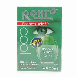 Rohto Cool Redness Relief, $7