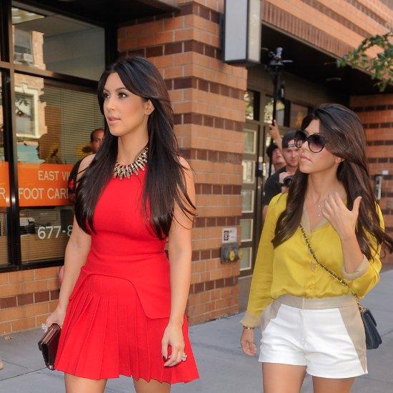 Kourtney Kardashian's Health Secrets