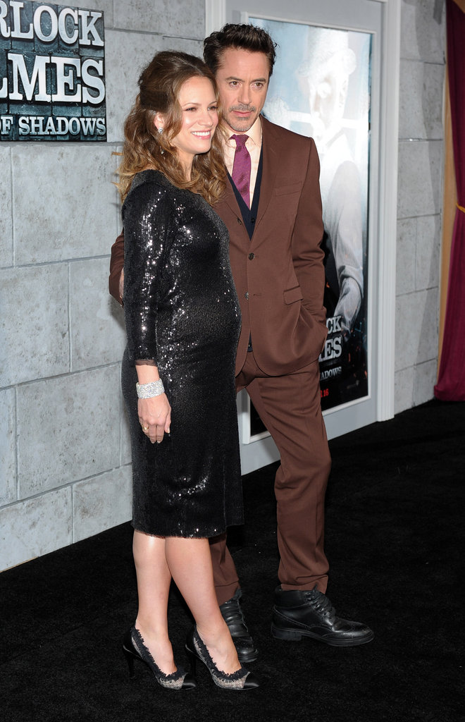 Robert Downey Jr. and Susan Downey arrived together at the premiere of his latest film.