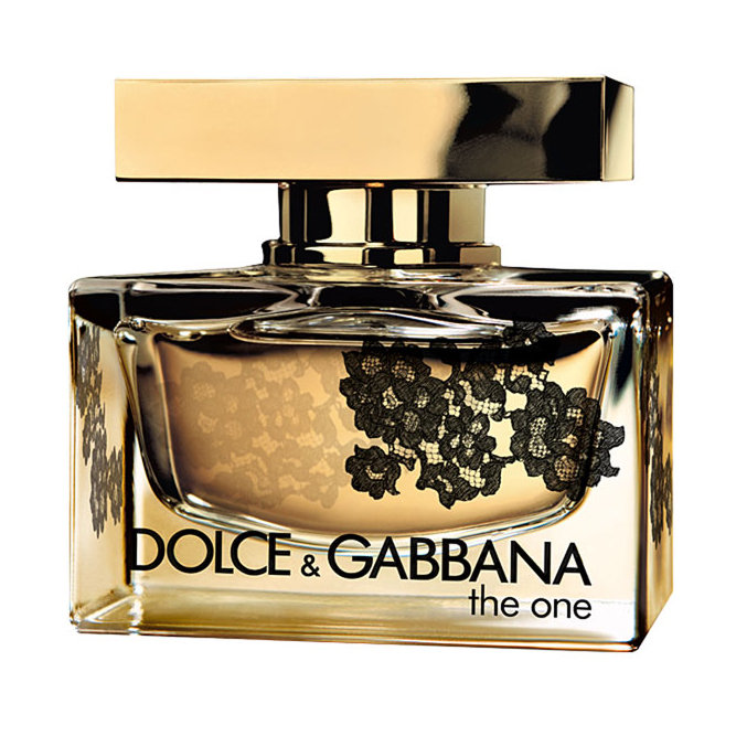 dolce gabbana the one lace edition new bottle same. Black Bedroom Furniture Sets. Home Design Ideas