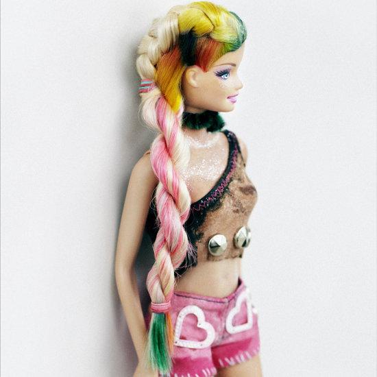 Punk Barbie Hair From Bleach London