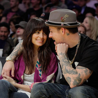 Nicole Richie and Joel Madden Cute Couple and Family Pictures