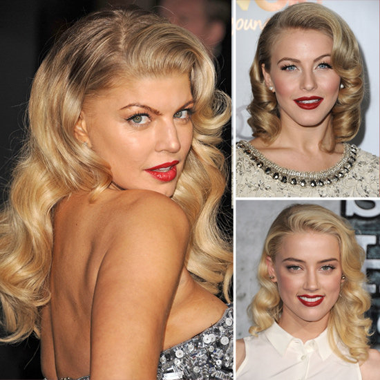 Veronica Lake Waves and Red Lipstick: Who Wore It Best?
