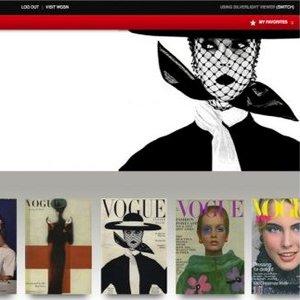 Vogue Magazine Online Archive