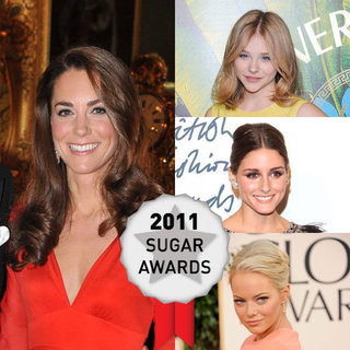 Vote on Your Favourite Face of the Year in the 2011 Sugar Awards