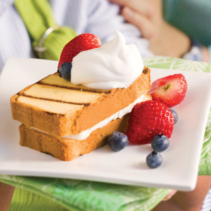 Grilled Dessert Recipes by Paula Deen-(My favorite cook on the Food Network)