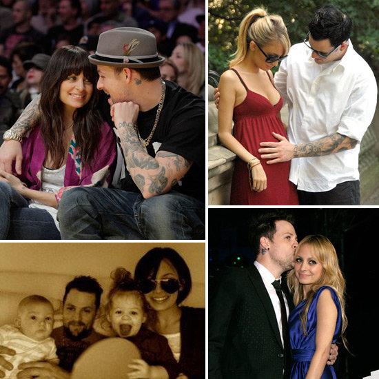 See Nicole Richie and Joel Madden's Cutest Moments For Their First Anniversary!
