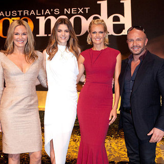 Sarah Murdoch Leaves Australia's Next Top Model as Host and Co-Executive Producer