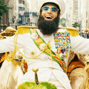 The Dictator Trailer Starring Sacha Baron Cohen