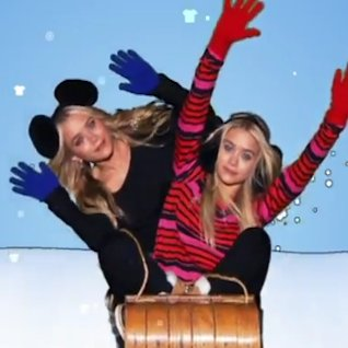 Mary-Kate and Ashley Olsen's December StyleMint Video
