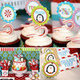 A Winter Candyland Birthday Party
