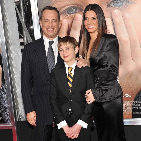 Sandra Bullock Alexander McQueen Premiere Pictures