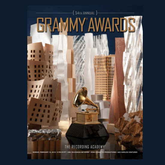 Grammy Awards Poster Art