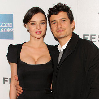 Sexiest Celebrity Couple of 2011 Is Miranda Kerr and Orlando Bloom