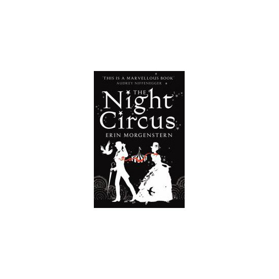 The Night Circus, $26.95