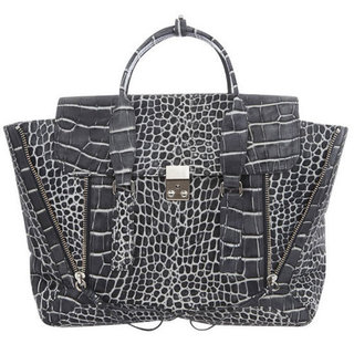 Crazy For Crocodile, Bags and Shoes!