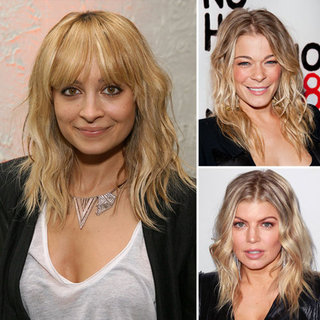 Matte and Wavy Hair Trend