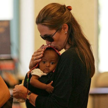 Best Pictures of Zahara Jolie-Pitt