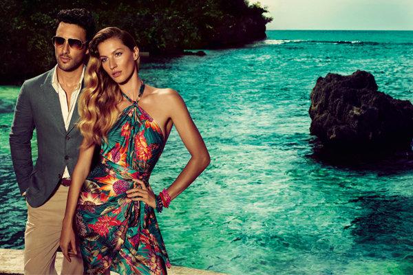 Salvatore Ferragamo Spring 2012 Ad Campaign
