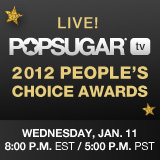 Watch PopSugar LIVE and Backstage at the People's Choice Awards