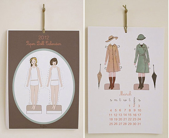 Tiny-Us Printed Calendar (Free With Donation)
