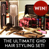 Win the Ultimate ghd Hair Styling Set Worth Over $400!